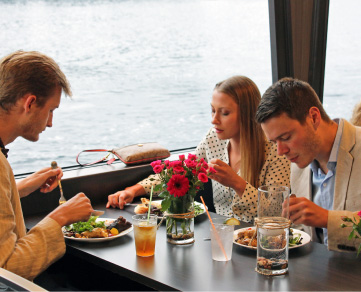 dinner cruise in minnesota