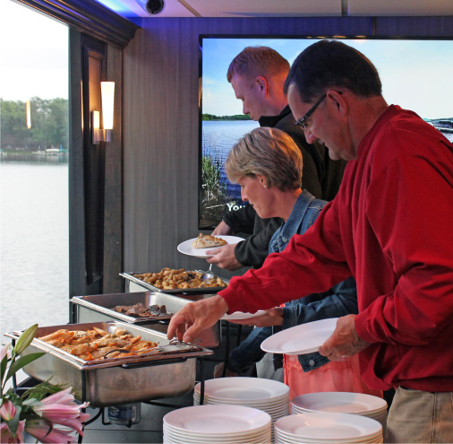 dinner cruises in minnesota